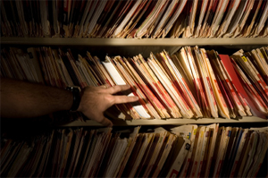 Stealing medical records