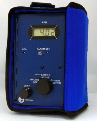 4000 Series portable gas analyzer