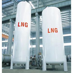 Lng Tank on Gas Pressure Sensor