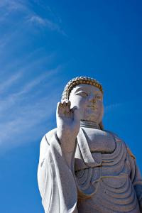 Buddha for health