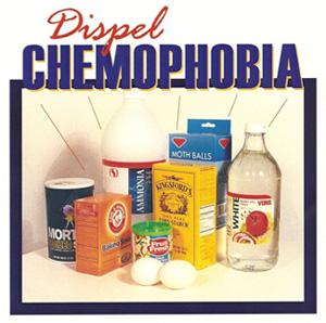 Dispel chemophobia