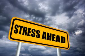 Stress Ahead!