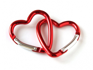Valentines entwined